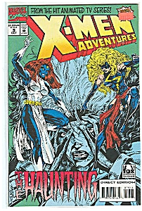 X-Men adventures - Marvel comics - # 9  Oct.  94 (Image1)