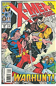 X-Men classic - Marvel comics - # 97 July  1994 (Image1)