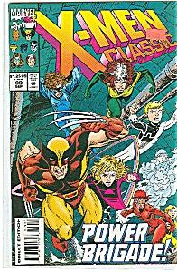 X-Men classic - Marvel comics = # 99  Sept. 1994 (Image1)