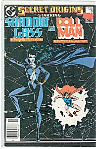 Shadow Lass and Doll Man - dC comics  Nov. 86 (Image1)