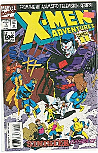 X=Men Adventures - Season II - Marvel comics #l Feb.94 (Image1)