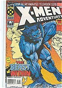 X-Men Adventures - Marvelcomics - # 10 Nov.  1994 (Image1)