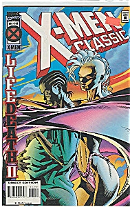 X-Men classic - Marvel comics - Dec.  1994 (Image1)