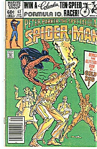 SpiderMan- Marvel comics group - #62  Jan. 1982 (Image1)