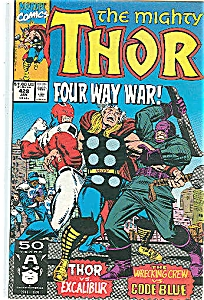 Thor -  Marvel comics - #428   Jan. 1991 (Image1)