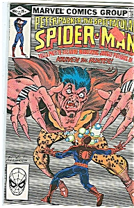 Spider Man - Marvel comics group   April 1982 #65 (Image1)