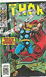 Thor - Marvel comics - # 464 July   1993 (Image1)