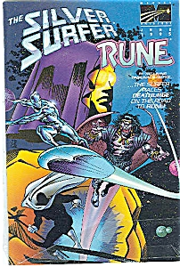 The Silver Surfer -Marvel Universe-# June 1995 (Image1)