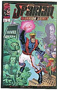 Spartan - Image comics - July 1995  - l (Image1)