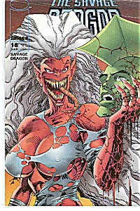 The Savage Dragon - Image comics - # 16  March  1995 (Image1)