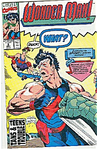 Wonder Man! -Marvel comics - Nov. 1991 =# 3 (Image1)