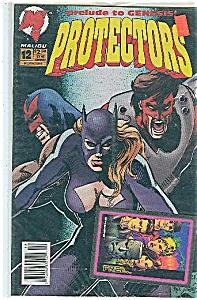 Protectors - Malibu comics - # 12  August 1992 (Image1)