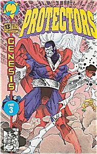 Protectors - Malibu Comics - # 13 -  Sept1993 (Image1)
