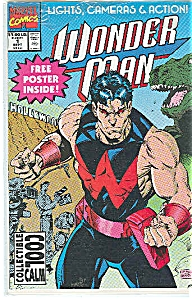 wonder Man - Marvelcomics - # l Sept.   1991 (Image1)