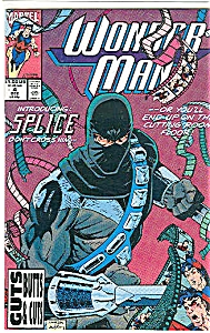 Wonder Man - Marvel comics - # 4 Dec.  1991 (Image1)