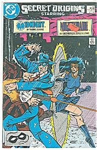 secret Origins - DC comics -    July 1988  # 28 (Image1)