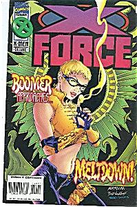 X-Force  - Marvel comics - # 51  Feb. 1996 (Image1)
