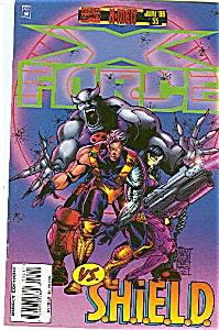 X-Force - Marvelcomics   # 55 June 1996 (Image1)