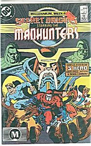 Secret Origins - DC comics - # 22 Jan. 1988 (Image1)