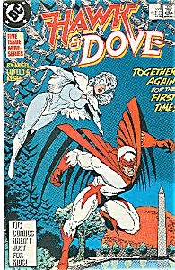 Hawk & Dove - DC comics - # 2 Nov. 1988 (Image1)