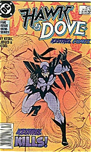 Hawk & Dove 0 DC comics -  # 3  Dec. 1988 (Image1)