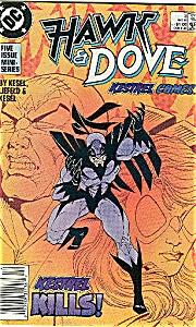 Hawk & Dove 0 DC comics -  # 3  Dec. 1988 (Image1)