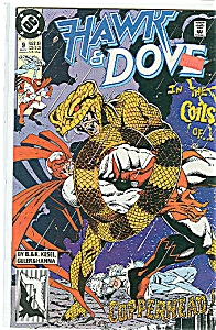 Hawk & Dove  - DC comics - #  9  Feb. 1990 (Image1)