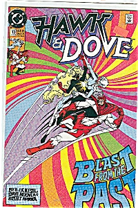 Hawk & Dove - DC comics - # 13   June 1990 (Image1)