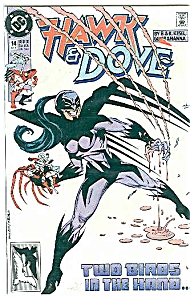 Hawk & Dove - DC comics - # 14 July 1990 (Image1)