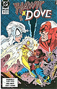 Hawk & Dove - DC comics - #  16  Sept. 1990 (Image1)