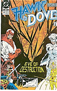 Hawk & Dove - DC comics - # 17  Oct. 1990 (Image1)