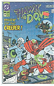 Hawk & Dove - DC comics - #18   Nov/. 1990 (Image1)