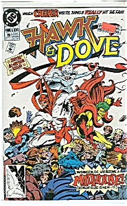 Hawk & Dove - DC comics - # 19  Dec. 1990 (Image1)