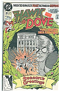 Hawk & Dove - DC comics - #20 Jan.1991 (Image1)