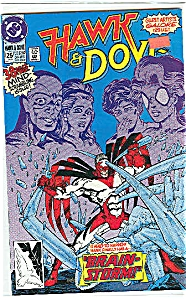 Hawk & Dove - DC comics = # 25 June 1991 (Image1)