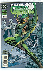 Green arrow -  DC comics - # 7    1995 annual (Image1)