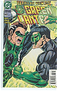 Green Lantern - DC comics - # 63 June 1995 (Image1)