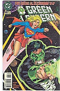 GreenLantern - DC comics  # 65August 1995 (Image1)