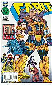 Cable - Marvel comics - # 29  March 1996 (Image1)
