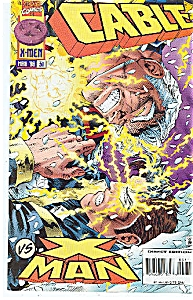 Cable - Marvel comics - # 31  May 1996 (Image1)