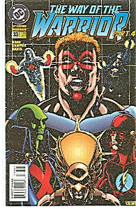 The Way of the Warrior - DC comics - # 33  Aug. 1995 (Image1)