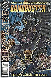 Gangbuster - DC comics - # 10   Nov. 1995 (Image1)