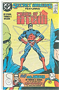 Secret Origins - DC comics - # 29  aug. 1988 (Image1)