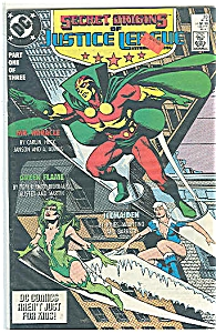 Secret Origins - DC comics - #33 Part 1 of 3 GreenFlame (Image1)