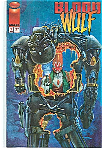 Blood Wulf - Image comis - # 2 March 1995 (Image1)