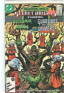 SecretOrigins - DC comics # 23  feb/. 1988 (Image1)