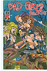 Bad Girls of Blackout - Black Out comics   # 0  1995 (Image1)