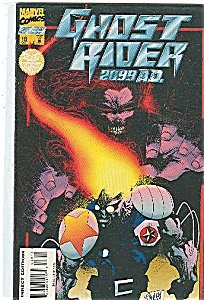 Ghost Rider 2099 - Marvel comics - # 18  `1995 (Image1)