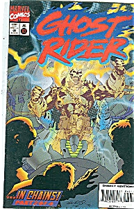 Ghost Rider = Marvel Comics - # 63 July 1995