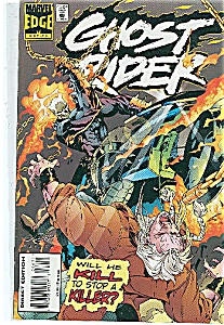 Ghost Rider - Marvel Comics - # 66 Oct. 1995